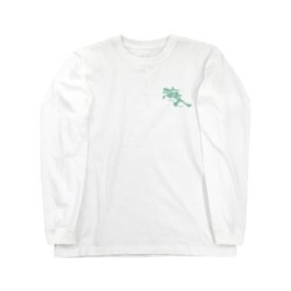 うみんちゅ Long sleeve T-shirts