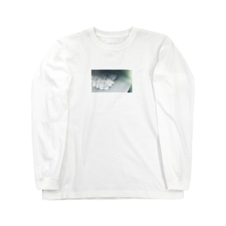 錠剤 Long sleeve T-shirts