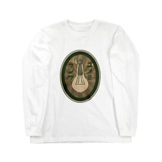 ユメミランプラベル Long sleeve T-shirts