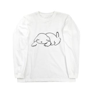 いぬのやつ Long sleeve T-shirts