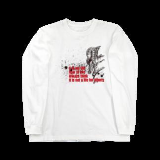 Drecome_DesignのInfinity Long sleeve T-shirts