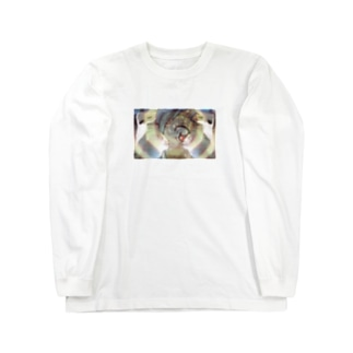 碇 Long sleeve T-shirts