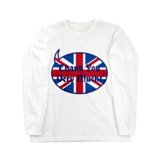 Thank You Very Much Long sleeve T-shirts