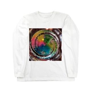 カラフルソーダ Long sleeve T-shirts