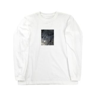 病み系 Long sleeve T-shirts