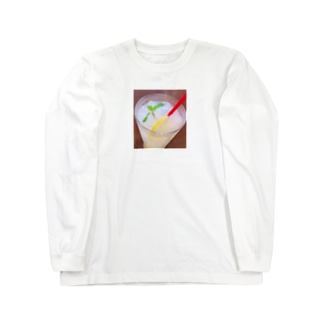 lemonade Long sleeve T-shirts