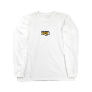 ちくわねこ Long sleeve T-shirts