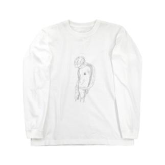ジャージ Long sleeve T-shirts