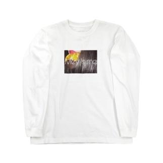 chocola orange Long sleeve T-shirts