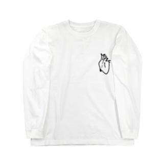 lie'f 心臓t Long sleeve T-shirts