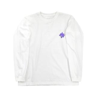 プテラプテラ Long sleeve T-shirts