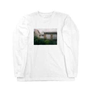 霞 Long sleeve T-shirts