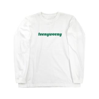 teenyweeny Long sleeve T-shirts