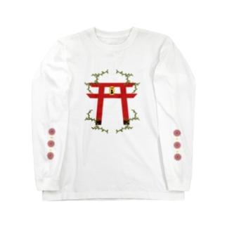 猫居   (修正ver.) Long sleeve T-shirts
