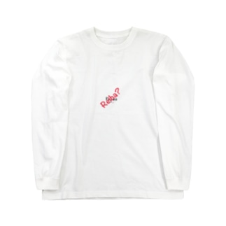 "Rei""ha"" Long sleeve T-shirts"
