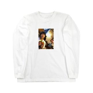 しゅう Long sleeve T-shirts