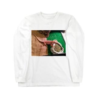 朱華 Long sleeve T-shirts