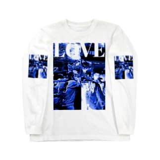 神輿その3 Long sleeve T-shirts