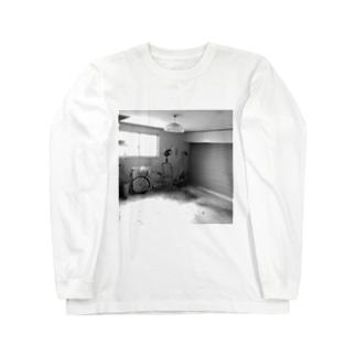 マイホーム Long sleeve T-shirts