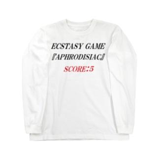 APHRODISIAC Long sleeve T-shirts