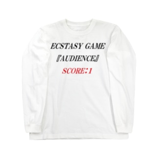 AUDIENCE Long sleeve T-shirts