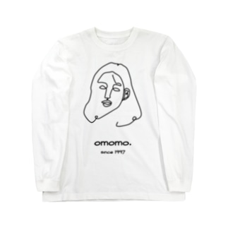 woman. Long sleeve T-shirts