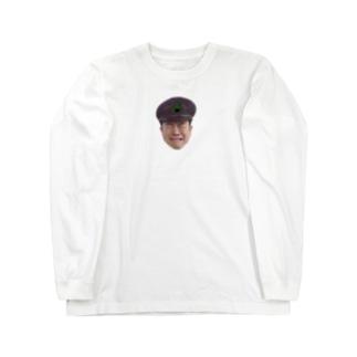 ヒロキくん Long sleeve T-shirts