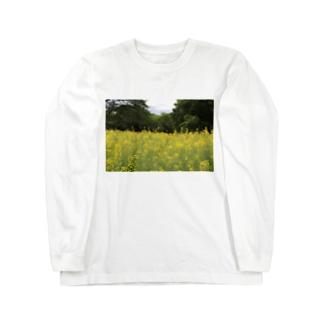 はるうらら Long sleeve T-shirts