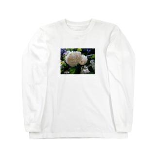 やさしいこころ Long sleeve T-shirts