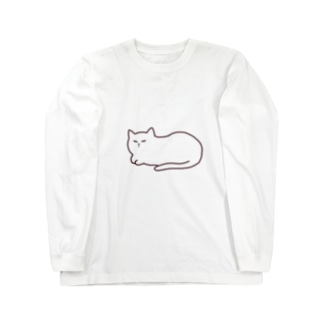 しろちゃん Long sleeve T-shirts