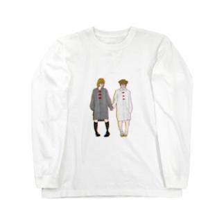 ツインズ Long sleeve T-shirts