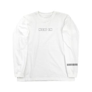 ニュー イン Long Sleeve T-Shirt