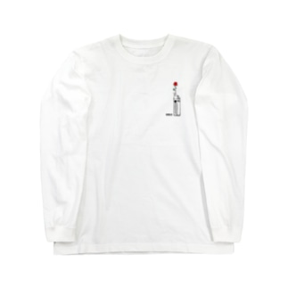 fire  flower Long sleeve T-shirts