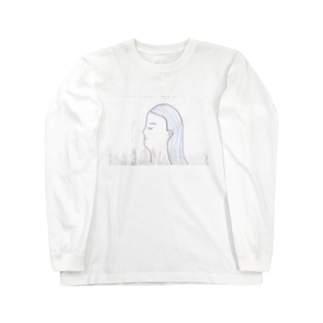 にんぎょ Long sleeve T-shirts