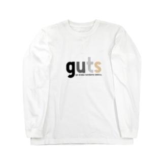 GUTSU Long sleeve T-shirts