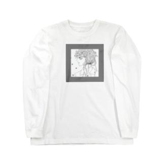 美意識ちゃんver2 Long sleeve T-shirts