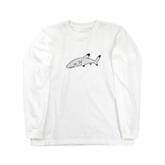 つまぐろ Long sleeve T-shirts