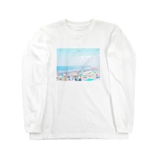summer Long sleeve T-shirts
