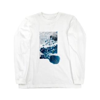 睡眠薬 Long sleeve T-shirts