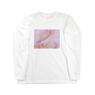 のあ肉球 Long sleeve T-shirts