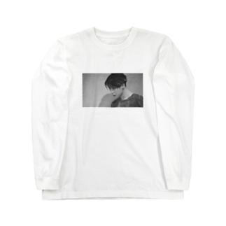 JIMIN BTS Long sleeve T-shirts