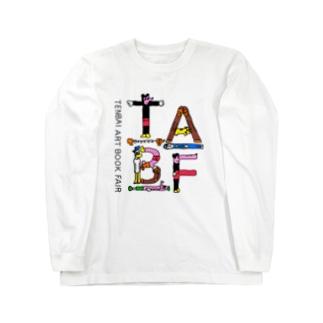 Tenbai Art Book Fair Long sleeve T-shirts