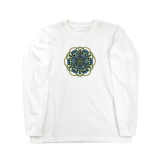 清 -カラフル- Long sleeve T-shirts