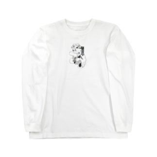 !楽しい死後!ファンキー Long sleeve T-shirts