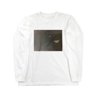 モス Long sleeve T-shirts