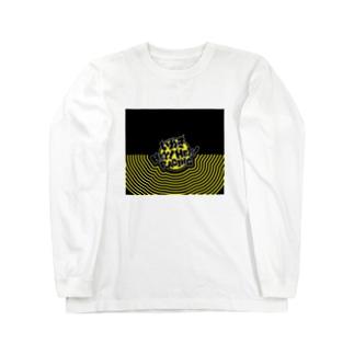 TripHEY!HEY! Long sleeve T-shirts