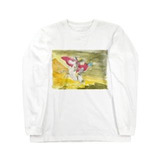 ボナパルト君 Long sleeve T-shirts