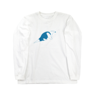 niiのアリクイ Long sleeve T-shirts