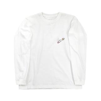 タバコ Long sleeve T-shirts