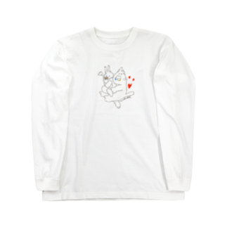 yukinobeのAxS Long sleeve T-shirts